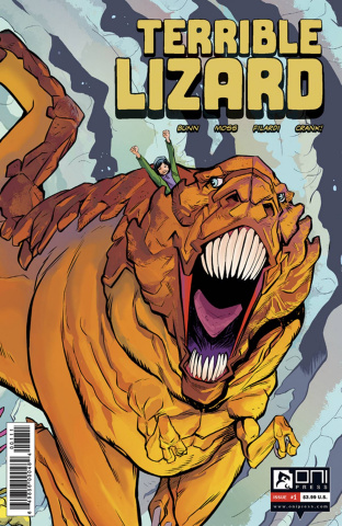 Terrible Lizard #1
