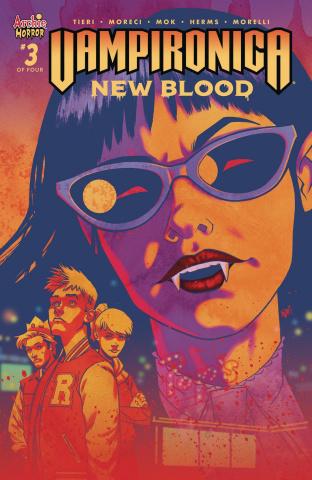 Vampironica: New Blood #3 (Gorham Cover)