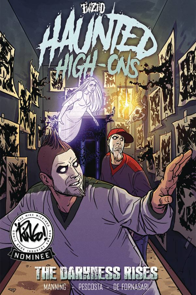 Twiztid Haunted High-Ons: The Darkness Rises