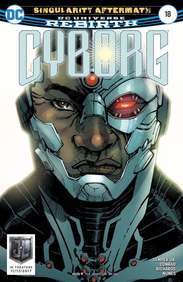 Cyborg #18