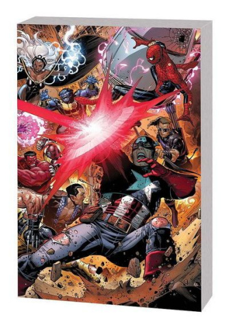 Avengers vs. X-Men: It's Coming