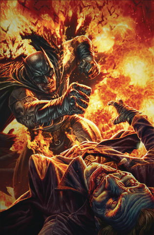 Detective Comics #1024 (Card Stock Lee Bermejo Cover)