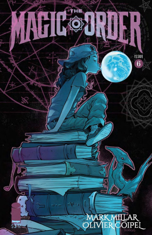 The Magic Order #6 (Kerschl Cover)