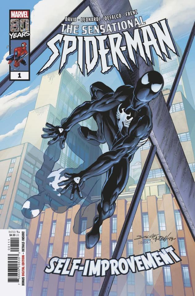 Sensational Spider-Man: Self-Improvement #1