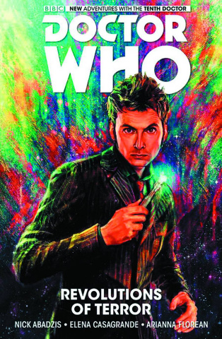 Doctor Who: New Adventures with the Tenth Doctor Vol. 1: Revolutions of Terror