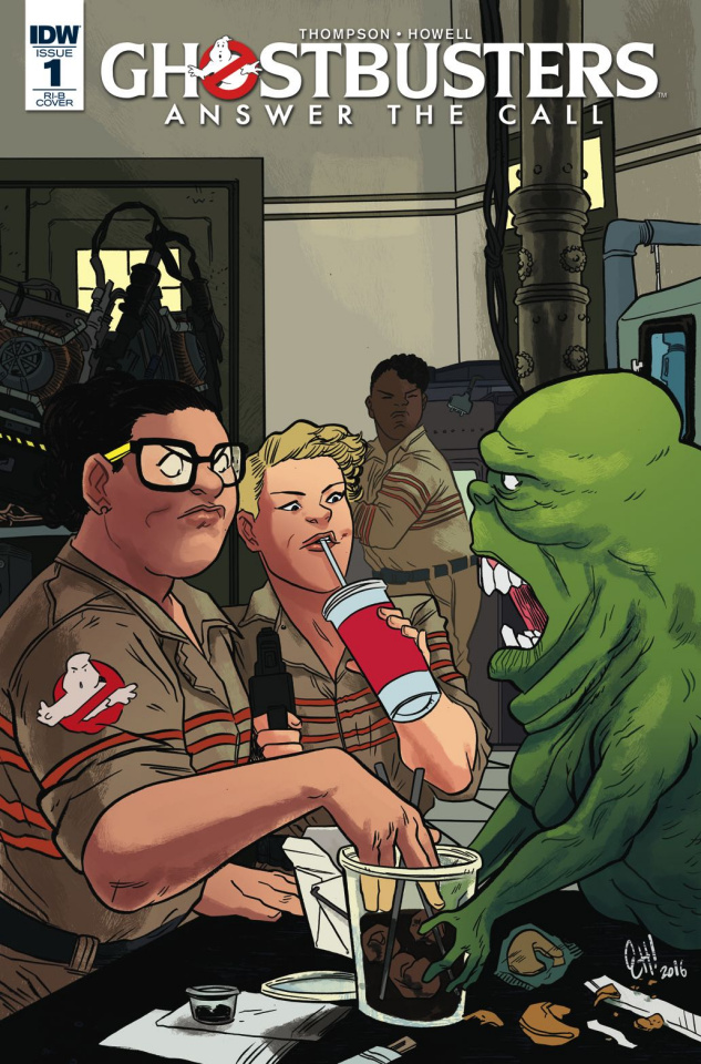 Ghostbusters: Answer the Call #1 (25 Copy Cover)