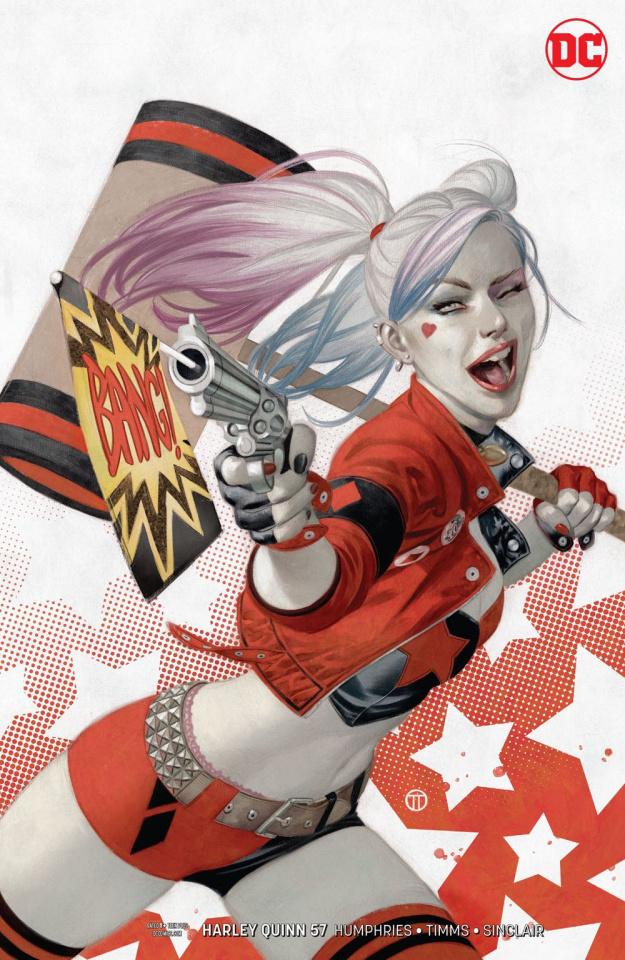 Harley Quinn #57 (Variant Cover)