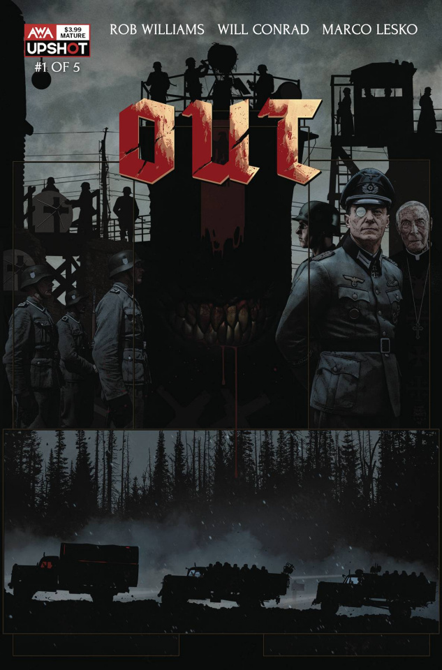 Out #1 (Bradstreet Cover)