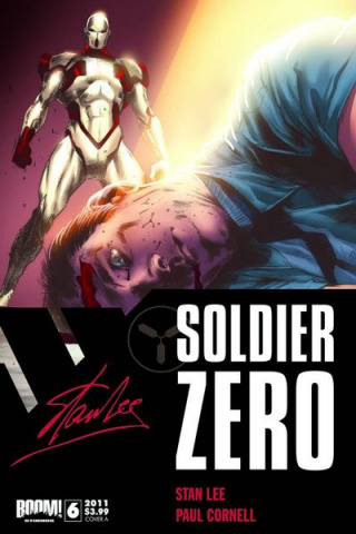 Stan Lee's Soldier Zero #6