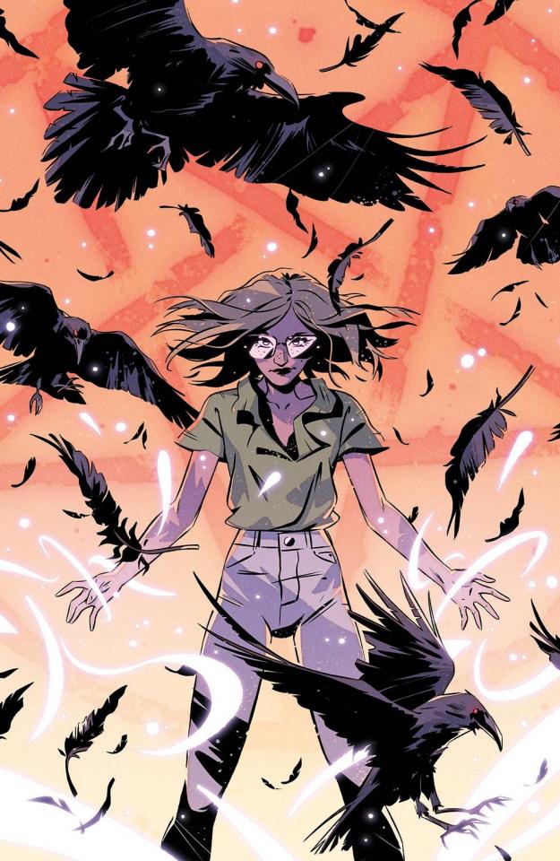 An Unkindness of Ravens #5 (10 Copy Bak Cover)