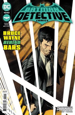 Detective Comics #1040 (Dan Mora Cover)