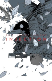 Injection #2 (Shalvey & Bellaire Cover)