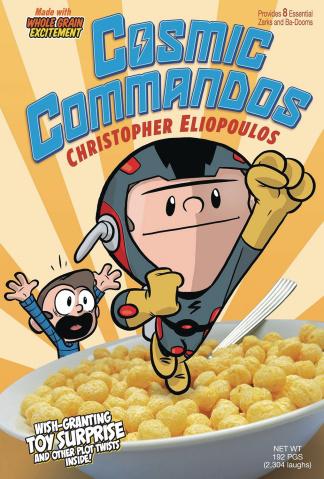 Cosmic Commandos