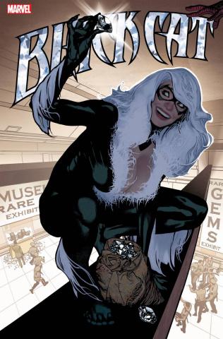 Black Cat #2 (Hughes Cover)