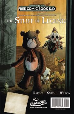 The Stuff of Legend (FCBD 2016 Edition)