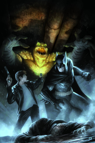 Batman Eternal #18