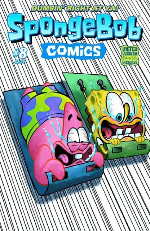 Spongebob Comics #8
