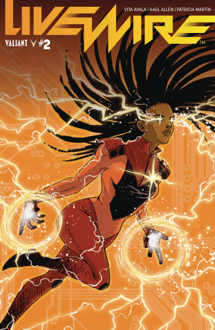 Livewire #2 (Hutchison Cover)