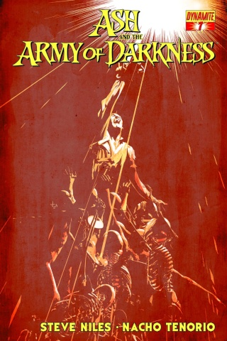 Ash and The Army of Darkness #7 (Subscription Cover)