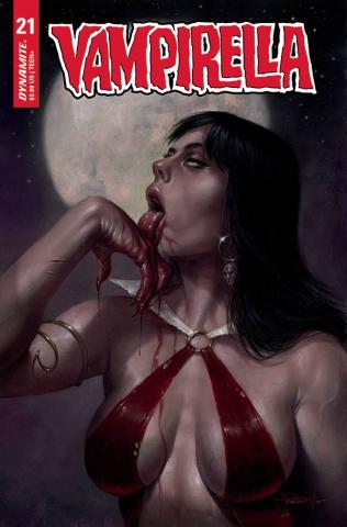 Vampirella #21 (Parrillo Cover)
