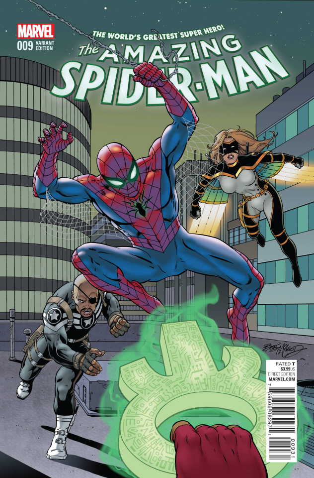 The Amazing Spider-Man #9 (McLeod Classic Cover)