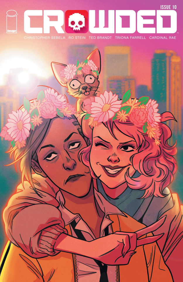 Crowded #10 (Sterle Cover)