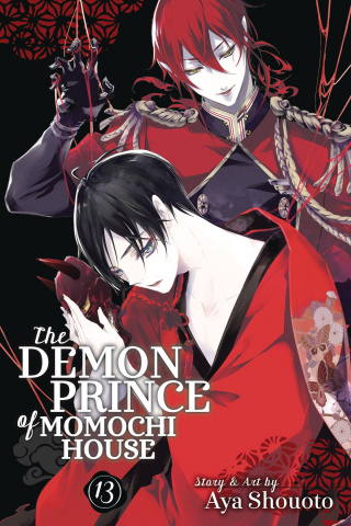 The Demon Prince of Momochi House Vol. 13