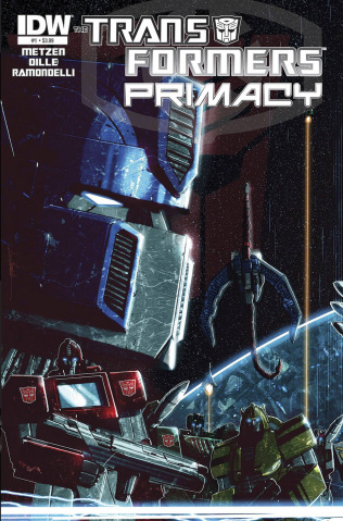 The Transformers: Primacy #1