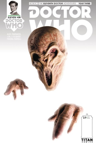 Doctor Who: New Adventures with the Eleventh Doctor, Year Three #9 (Photo Cover)