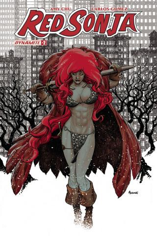 Red Sonja #2 (McKone Cover)
