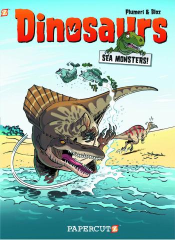Dinosaurs Vol. 4: A Game of Bones