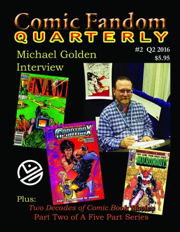 Comic Fandom Quarterly #2