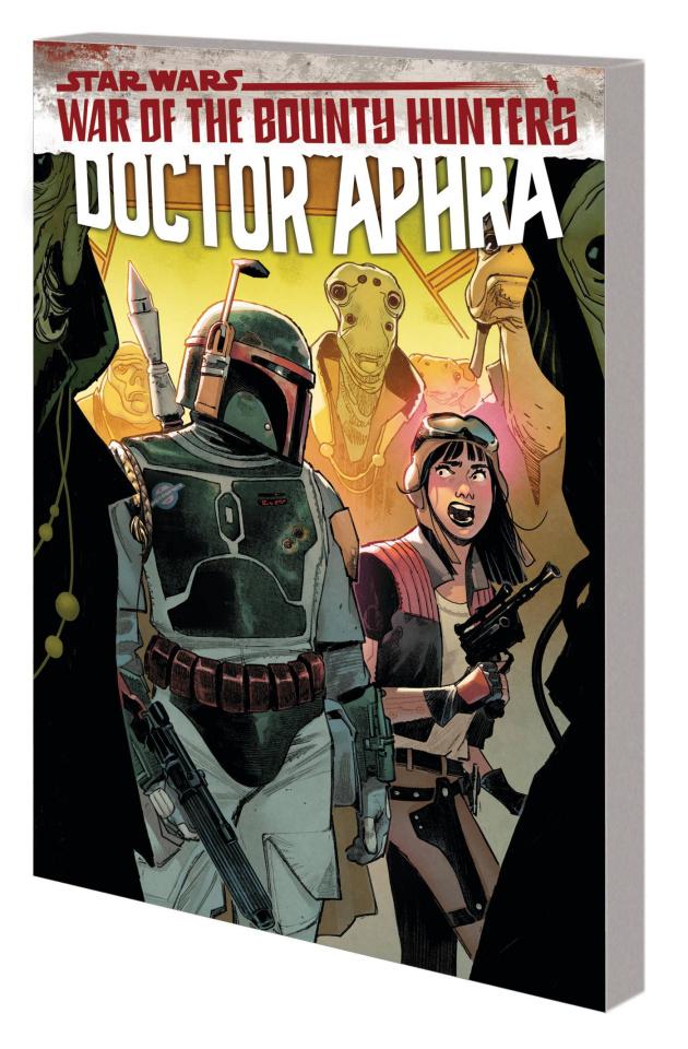 Star Wars: Doctor Aphra Vol. 3: War of the Bounty Hunters