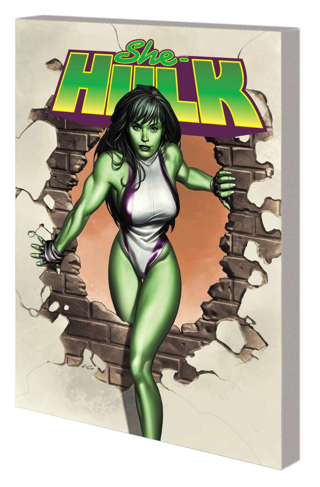 She-Hulk by Slott Vol. 1: Complete Collection