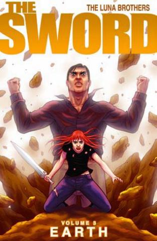 The Sword Vol. 3: Earth