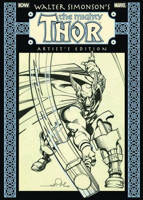 Walter Simonson's Mighty Thor Artist Edition