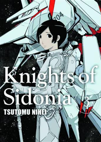 Knights of Sidonia Vol. 3