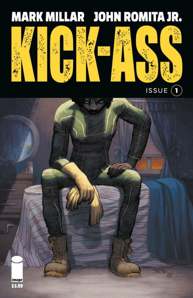 Kick-Ass #1 (Romita Jr. Cover)