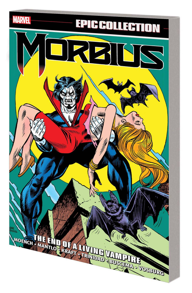 Morbius: The End of a Living Vampire (Epic Collection)