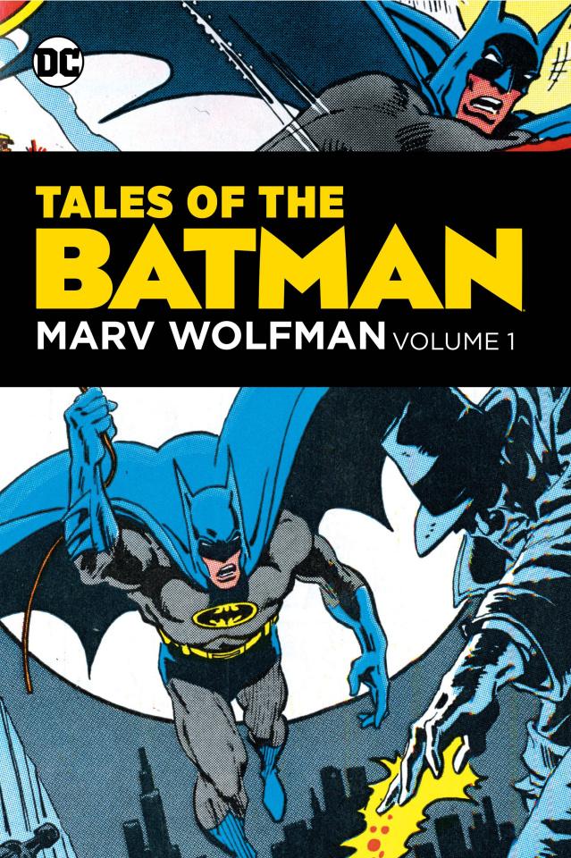 Tales of the Batman by Marv Wolfman Vol. 1