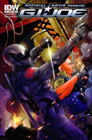 G.I. Joe 2: Retaliation Movie Prequel #3