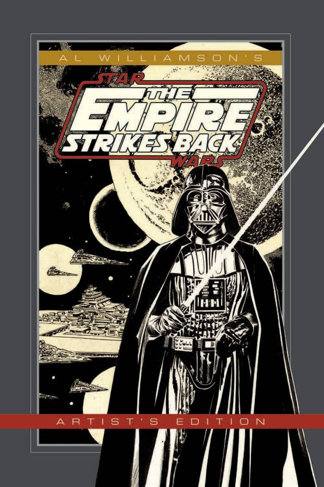 Al Williamson's Empire Strikes Back Artist's Edition