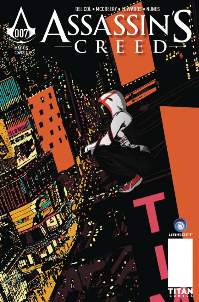 Assassin's Creed #7 (Thornley Cover)