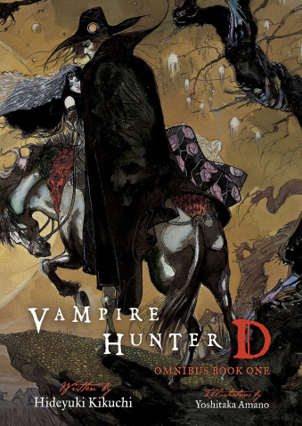 Vampire Hunter D Vol. 1 (Omnibus)