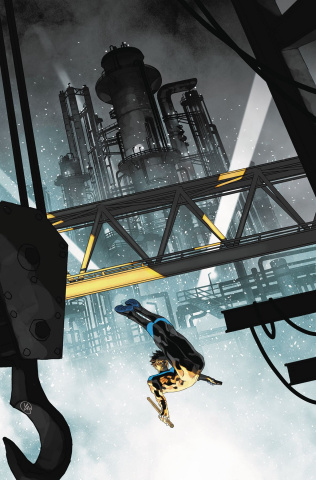Nightwing #35