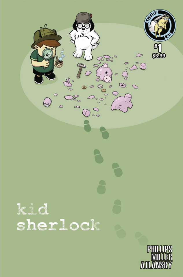 Kid Sherlock #1 (Culver Cover)