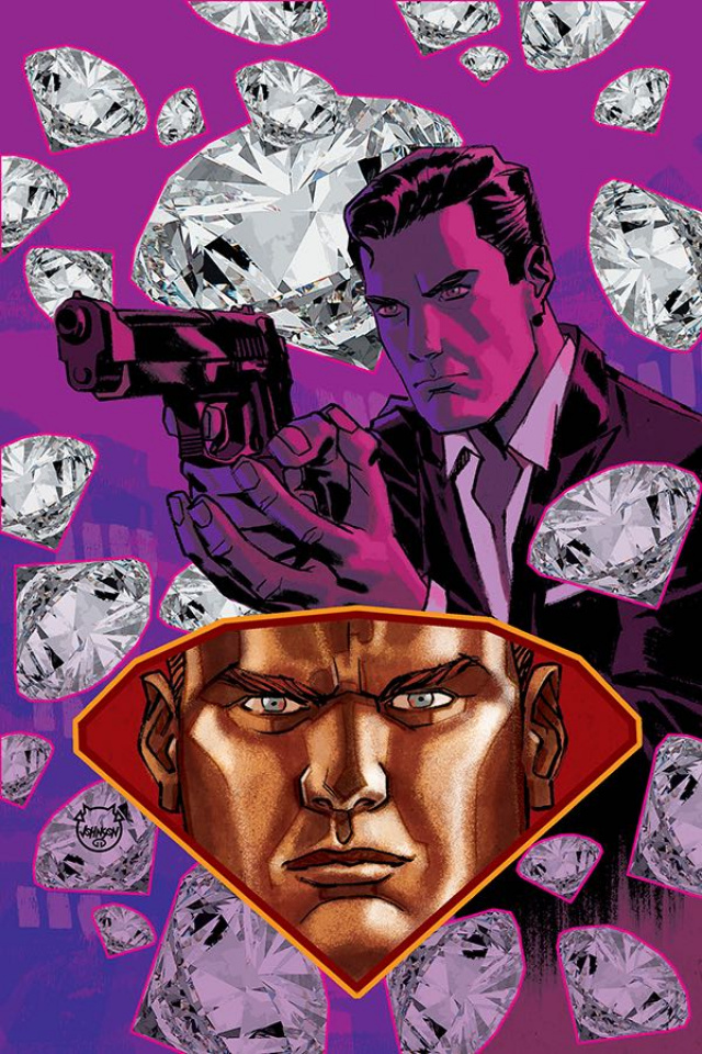 James Bond: 007 #9 (10 Copy Johnson Virgin Cover)