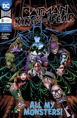 Batman: Kings of Fear #5