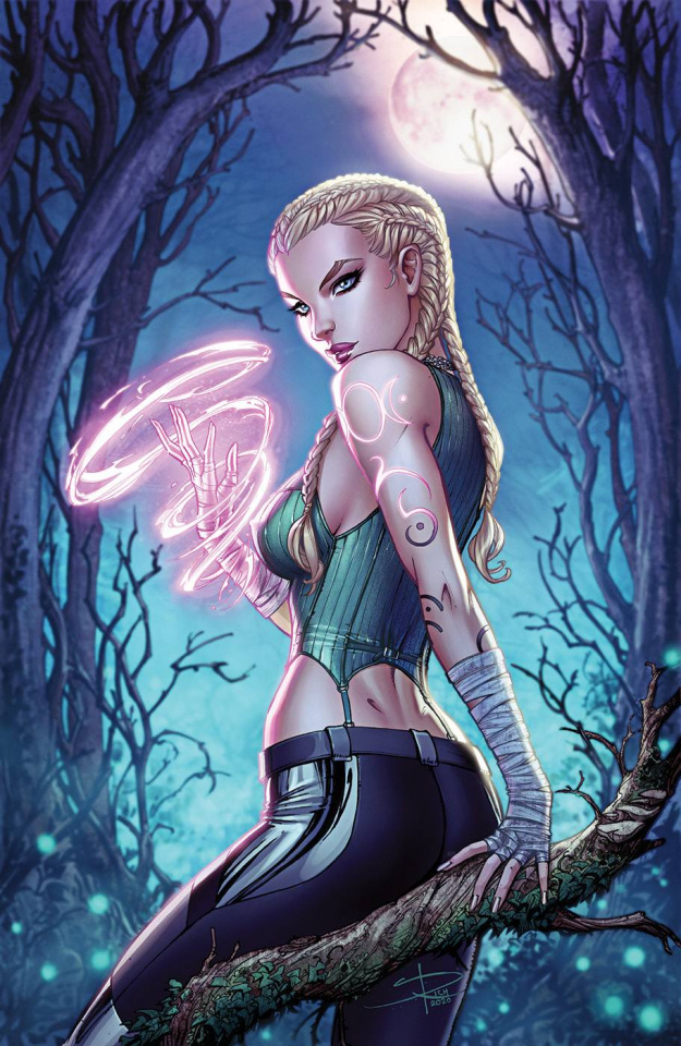 Myths & Legends Quarterly: Gretel #2 (Rich Cover)