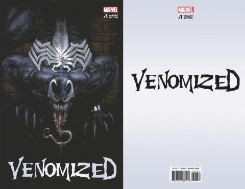 Venomized #1 (Dell'otto Cover)